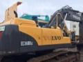 沃尔沃 EC360BLC 挖掘机         (三大件保修一