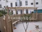 顺义花园设计施工狗窝,木屋设计施工公司