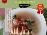 苏趣半成品菜肴马蹄鱿鱼舟400g 冷冻菜方便菜特色小吃