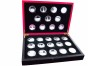 奥运纪念银币 工艺品 收藏品 礼品 低价转让