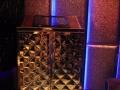 专业生产KTV夜场不锈钢隔音门茶几点歌柜桌椅不锈钢