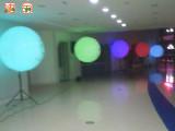提供支架PVC气球灯,照明宣传气球灯 大量出租支架气球灯