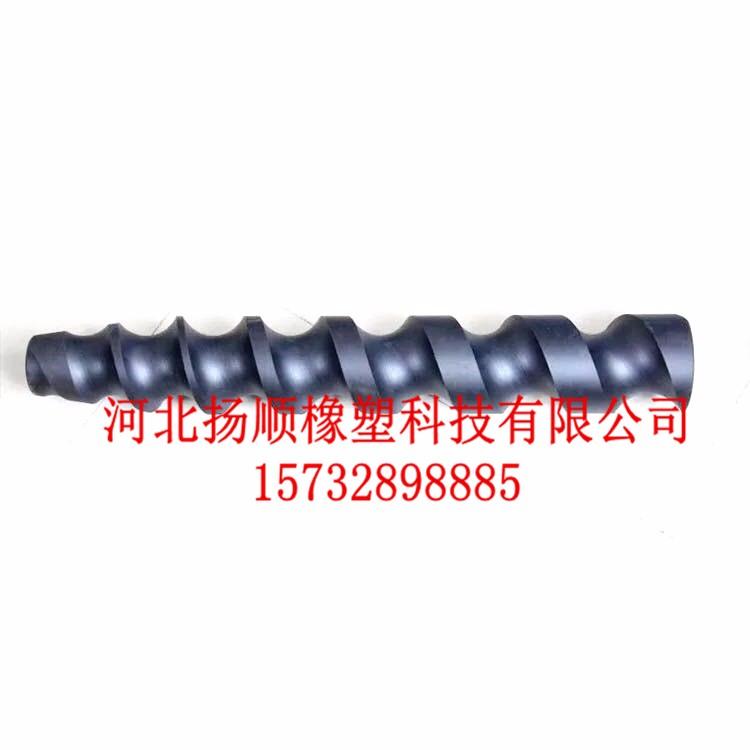 河北扬顺专业生产尼龙螺旋推瓶器 灌装机推瓶器螺旋销售