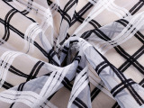 厂家直销130绣花方格 女装面料绣花布,蕾丝布,欧根纱绣花701