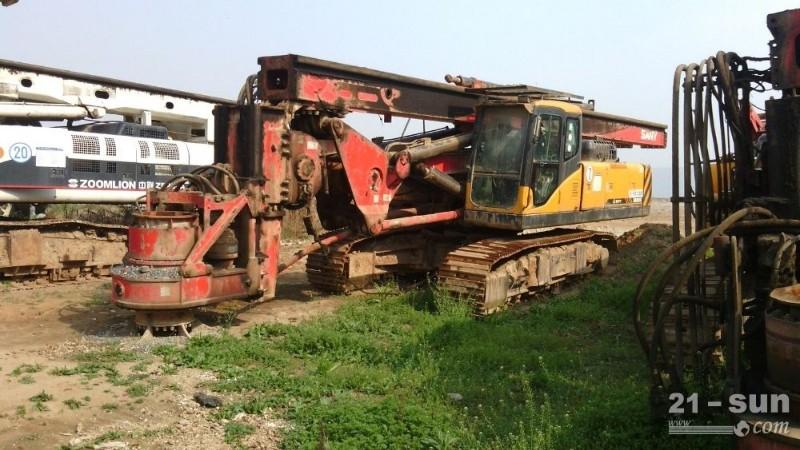 河池市哪里有旋挖钻机施工队伍?广西旋挖钻机专业承包桩基础施工