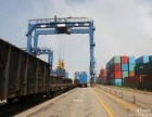 郑州铁路进口机械清关
