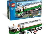 乐高积木玩具Lego 油罐车 3180