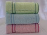 河北高阳毛巾厂家专业生产提花断档毛巾  促销劳保专订产品