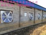 养殖场降温除味选通风 换气 降温为一体的水帘风机