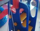 室内儿童滑梯秋千!