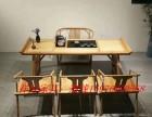 新中式茶几茶台客厅家具组合实木茶台泡茶桌功夫茶台定制