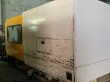 二手日本东芝450吨油压卧式注塑机伺服节能节电省电