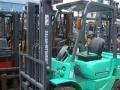 原装丰田2吨二手电动叉车 二手丰田2T升高4米5