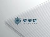 供应浙江上海强力PC四层蜂窝阳光板 透明