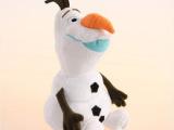 冰雪奇缘 雪宝 FORZEN OLAF 雪人公仔 摆件 玩具 魔