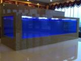 广州海鲜池定做价格-海鲜池安装费用 洋清水族
