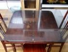 实木餐桌、椅