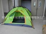 生产批发 双层自动帐篷 野外救灾帐篷