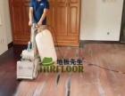 深圳班大师专业木地板打磨翻新、打蜡保养、安装