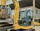 常州个人一手小松56-7挖掘机整车原版,性能可靠