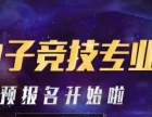 安徽新华电子竞技专业专业上线了