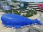 鲸鱼岛主题乐园出租百万海洋球租赁