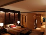 轻奢高端不锈钢屏风隔断镂空雕花酒店金属花格现代简约客厅玄关