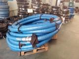 河北宇通钻井泥浆输送软管 减震输送泥浆橡胶管 耐麽泥浆胶管