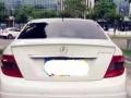 奔驰AMG车系2012款 C63 6.2L 自动 四门轿车高性能