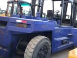 上海黄浦二手杭州3.5吨高门架叉车价格