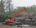 中国丹东市水陆两用挖掘机出租共创共赢