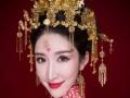 彩妆生活妆约会妆新娘跟妆宴会妆发型美甲半永久培训