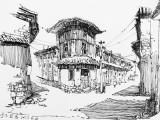 名玛雅教育 建筑加试,建筑手绘班,景观手绘,珠宝设计手绘班