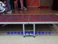 银川婚庆舞台桁架设备,折叠舞台,酒店专用舞台