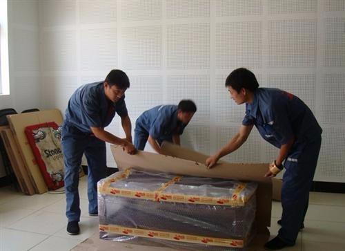 珠海平安福搬家,承接搬家搬厂,起重吊装,空调移机