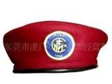 羊毛贝雷帽,网状贝雷帽,服务员帽子。