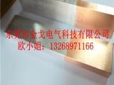 优质导电铜铝过渡接线排 铜铝双金属垫片厂家直销