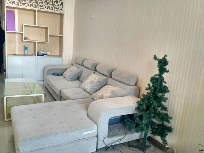 租房了,好房子,家具家电空调洗衣机,热水器,精致装修家的