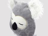 7宿 原创 创意 考拉 抱枕 靠垫 毛绒公仔 玩具 生日礼物 厂