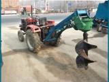 20-80cm树坑机打穴机植树挖坑机
