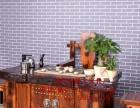 钦州实木家具办公桌茶桌椅子老船木客厅家具沙发茶几茶台餐桌案台