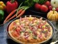 黑旋风披萨至尊披萨黑椒牛肉披萨海鲜披萨技术培训