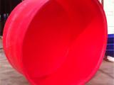 厂家供应耐用进口料pe1000升塑料桶 1立方耐酸碱食品腌制塑料