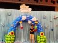 湘潭第一家专门策划宝宝满月百天周岁宴的气球公司
