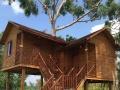 景观木屋制作生态