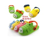 儿童拖鞋两穿 飞天小猪沙滩鞋 彩虹鞋质量超好精美爆款萌宝必入!