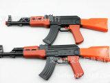 艾乐玩具直销夏日热销 塑胶玩具 仿真AK-47玩具水枪批发 戏水