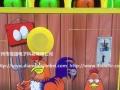 最新款游戏机室内儿童敲击打地鼠游戏机儿童乐园电玩