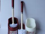 马桶刷子带座套 厕所刷软毛马桶刷 卫生间马桶刷套装 清洁刷770