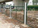冠欧高速公路桥下防护栅栏生产厂家 高速铁路线路防护栅栏报价